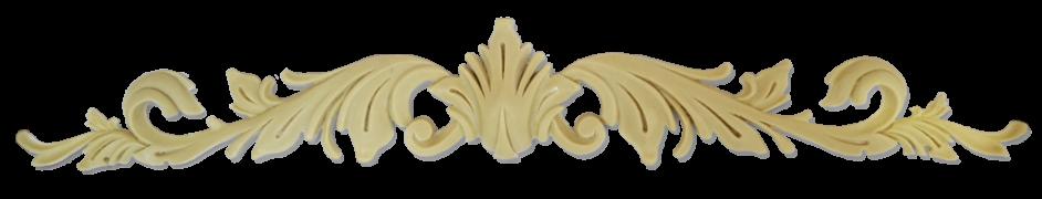 Елемент декору з поліуретану А-03