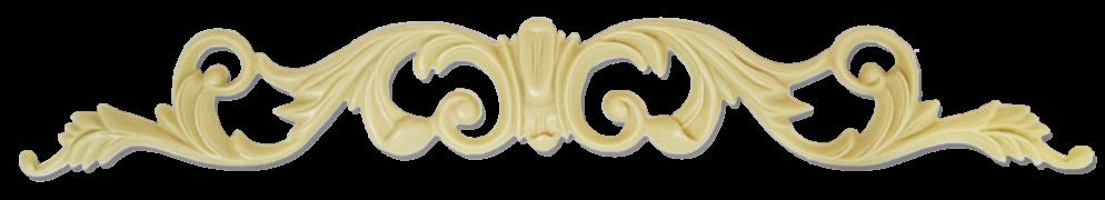 Елемент декору з поліуретану А-06