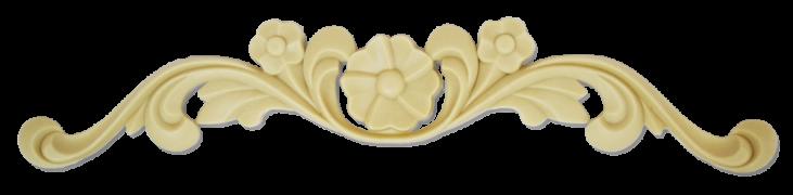 Елемент декору з поліуретану А-17