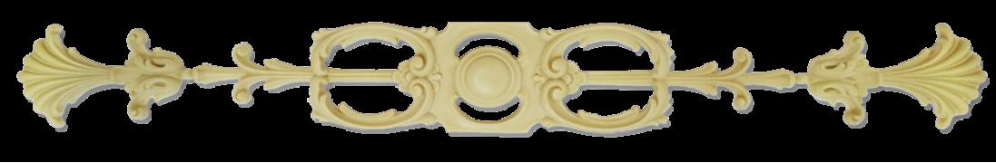 Елемент декору з поліуретану А-25
