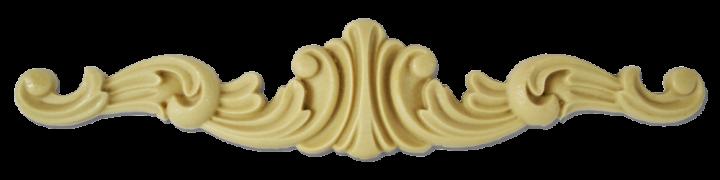 Елемент декору з поліуретану Б-04