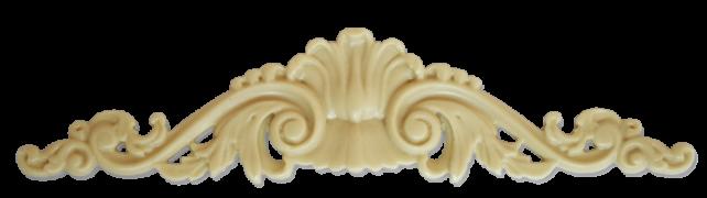 Елемент декору з поліуретану Б-05