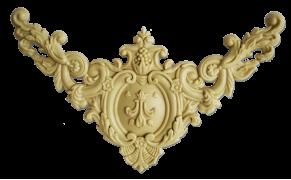 Меблевий декор з поліуретану Л-02
