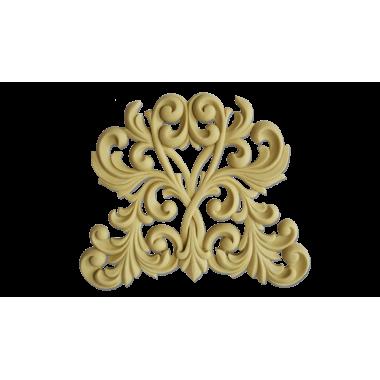 Меблевий декор з поліуретану Л-03