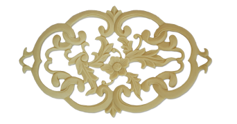 Меблевий декор з поліуретану Л-04