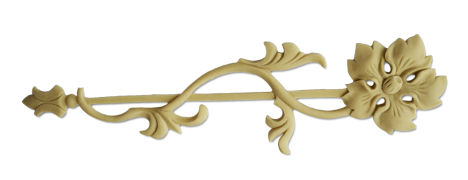 Меблевий декор з поліуретану Л-06