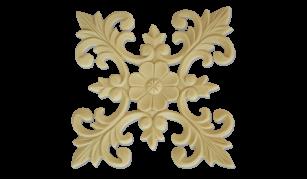 Меблевий декор з поліуретану Л-09