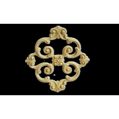 Меблевий декор з поліуретану Л-35