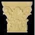 Меблевий декор з поліуретану Л-58