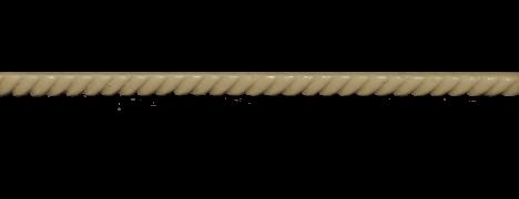 Декоративний погонаж з поліуретану П-7(90)