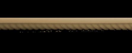 Декоративний погонаж з поліуретану П-10 (90)