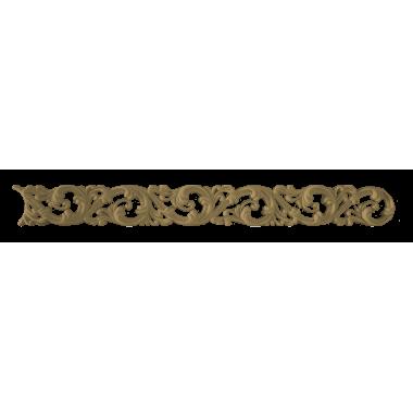 Декоративний погонаж з поліуретану П-25