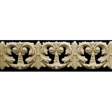 Декоративний погонаж з поліуретану П-26