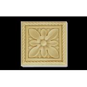 Розетка квадратна з поліуретану Р-01