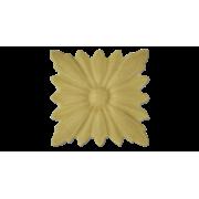 Розетка квадратна з поліуретану Р-02