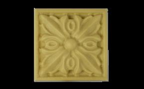 Розетка квадратна з поліуретану Р-05