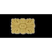 Розетка квадратна з поліуретану Р-07