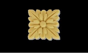 Розетка квадратна з поліуретану Р-09