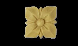 Розетка квадратна з поліуретану Р-10
