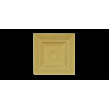 Розетка квадратна з поліуретану Р-17
