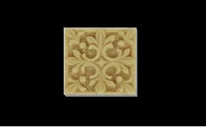 Розетка квадратна з поліуретану Р-21