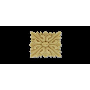 Розетка квадратна з поліуретану Р-23
