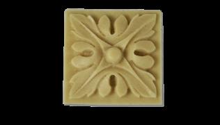 Розетка квадратна з поліуретану Р-24