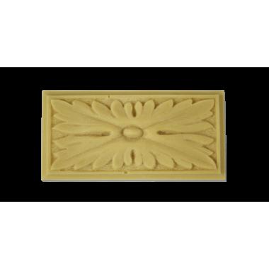 Розетка квадратна з поліуретану Р-29