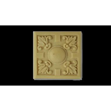 Розетка квадратна з поліуретану Р-31
