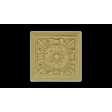 Розетка квадратна з поліуретану Р-33