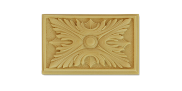Розетка квадратна з поліуретану Р-37