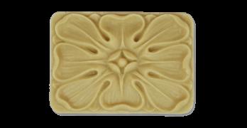 Розетка квадратна з поліуретану Р-39