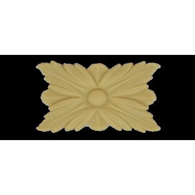 Розетка квадратна з поліуретану Р-43