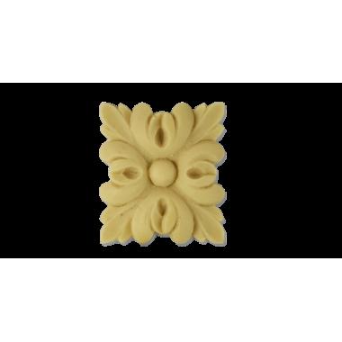 Розетка квадратна з поліуретану Р-44