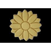 Розетка квіткова з поліуретану Ц-03
