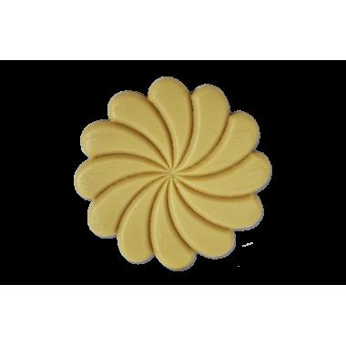 Розетка квіткова з поліуретану Ц-04