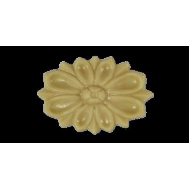Розетка квіткова з поліуретану Ц-08