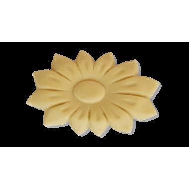 Розетка квіткова з поліуретану Ц-09