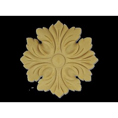Розетка квіткова з поліуретану Ц-10