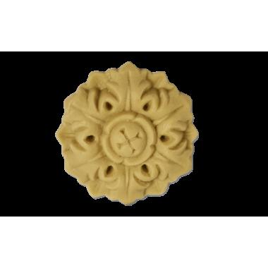 Розетка квіткова з поліуретану Ц-11