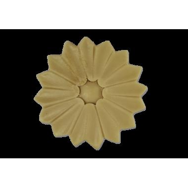 Розетка квіткова з поліуретану Ц-16
