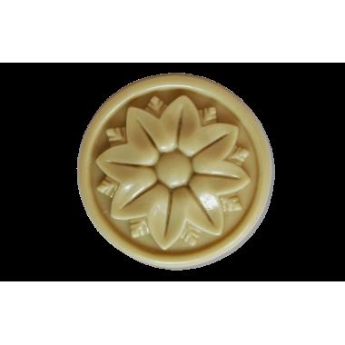 Розетка квіткова з поліуретану Ц-21