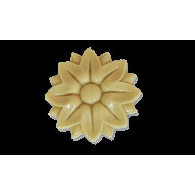 Розетка квіткова з поліуретану Ц-22