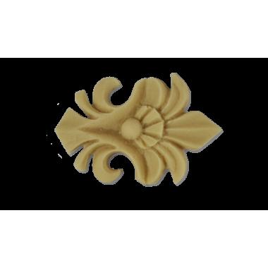 Розетка квіткова з поліуретану Ц-25