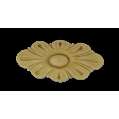 Розетка квіткова з поліуретану Ц-27