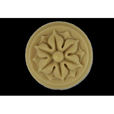 Розетка квіткова з поліуретану Ц-30