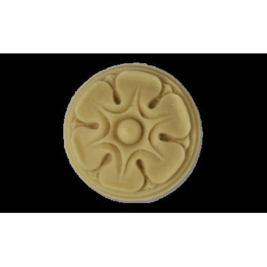 Розетка квіткова з поліуретану Ц-33