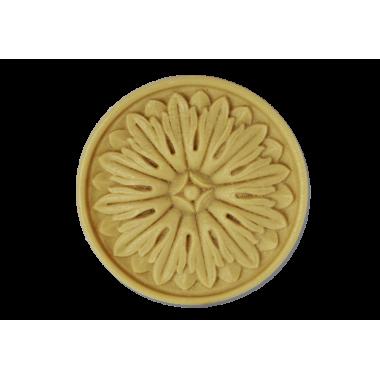 Розетка квіткова з поліуретану Ц-37