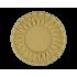 Розетка квіткова з поліуретану Ц-40