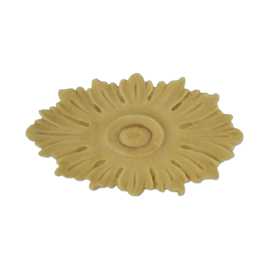 Розетка квіткова з поліуретану Ц-44